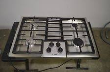 bosch gas stainless steel cooktops ebay