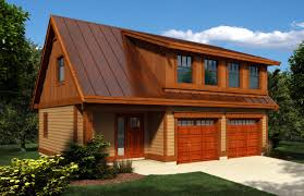 detached garage with loft apartment plan garage at familyhomeplans com with loft notable