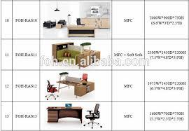 Office Desk Parts Dubai Office Table Modern Office Table Office Desk Parts Foh