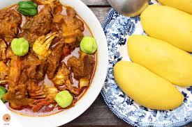 cuisine ivoirienne et africaine la sauce graine ivoirienne