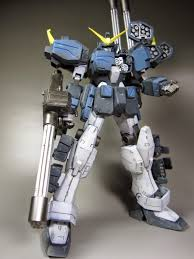 custom build hg 1 100 gundam heavyarms custom gundam kits