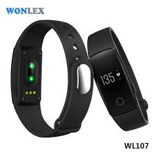 health bracelet with heart monitor images Cheap wonlex heart rate monitor health smart bracelet fitness jpg