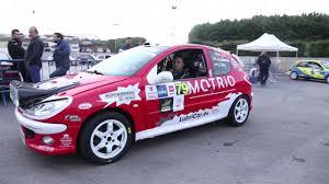 peugeot 909 resumen rallye cam race 2016 j casanova j toro peugeot 206 xs