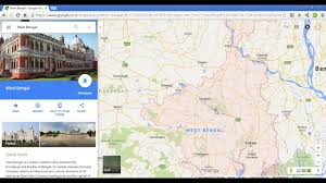 India States Map India On Google Maps With All Its States Youtube