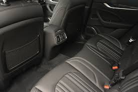 maserati levante interior back seat 2017 maserati levante stock w340 for sale near greenwich ct