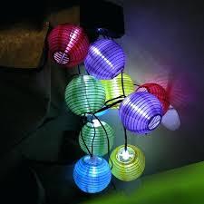 decoration lights for party outdoor led decorative lights 4 m solar lantern string led