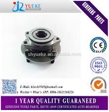 nissan almera rear wheel bearing nissan tiida hub bearing nissan tiida hub bearing suppliers and
