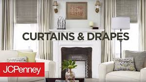 jcpenny home decor choosing curtains and drapes jcpenney custom decorating youtube