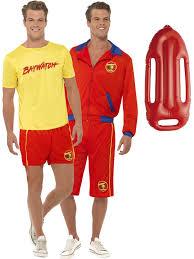 Baywatch Halloween Costume Lifeguard Halloween Costume