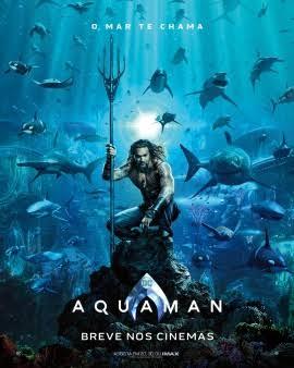 Aquaman : Poster