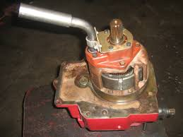 ih tractor pto unit repair information redrunrite
