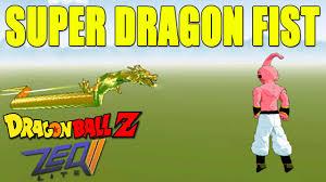 dragon ball z zeq2 super saiyan 4 goku vs kid buu super dragon