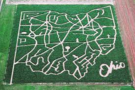 Ohio Is Time Travel Possible images Ohio corn maze ramseyer farms jpg