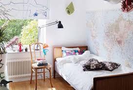 bedroom apartment bedroom ideas drum pendant light gray tufted