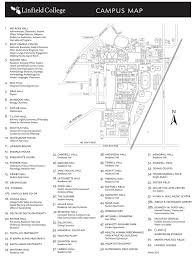Mcminnville Oregon Map by Linfield College Maplets