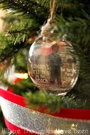 baby keepsake ornaments 21 christmas keepsakes for kids