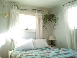 Bedroom Curtain Rods Decorating Diy Window Treatments Bedroom Cozy Diy Master Bedroom Twigs
