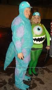 Sully Halloween Costume Adults Sully Boo Mike Monsters Costumes