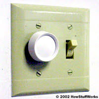 fan and light dimmer switch how dimmer switches work howstuffworks