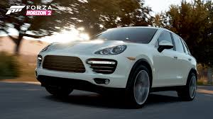 Porsche Cayenne 16 - experience true porsche power with two free cars for forza horizon