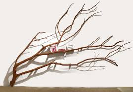 wood branches home decor interesting pekka kuivamaki modular bookcase design with box tied