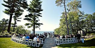 outdoor wedding venues in michigan wedding ceremonies sleeping dunes