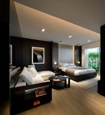 bedroom decor mens apartment ideas engaging black and white idolza