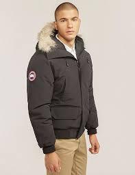 canada goose chilliwack bomber beige mens p 1 canada goose chilliwack padded bomber jacket tessuti