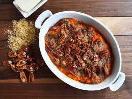 best thanksgiving side dishes paula deen sweet potato brown sugar pecan bake modern honey