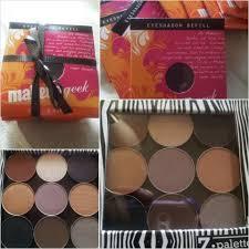 makeup geek eyeshadow starter kit review tutorial