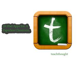ipad apps paperless classroom jpg
