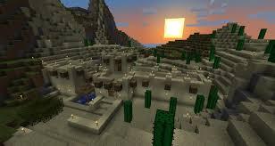 hi r minecraft i made a pueblo style dwelling minecraft