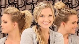Hochsteckfrisurenen Jeden Tag by Damen Haarstylings Für Mehr Pepp Im Gewöhnlichen Alltag