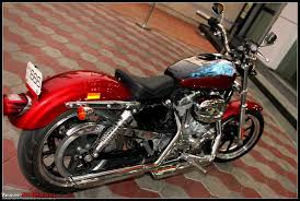 a guide to owning a harley davidson in india team bhp