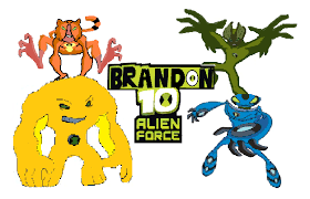 list brandon 10 alien force aliens ben 10 fan fiction wiki