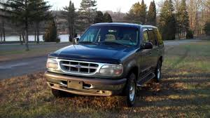 ford explorer 97 review of my 1997 ford explorer xlt willow green