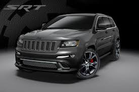 jeep cherokee black 2012 jeep enhances 2013 grand cherokee lineup with srt8 alpine and