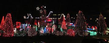 Christma Lights Hollys Tacky Lights In Fairfax County Virginia