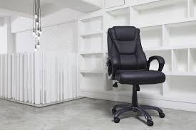 executive lumbar support office chair crossford