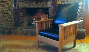 Morris Chair 1866 Morris Chair Blue Ridge Woodwork