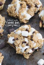 martini smore oatmeal cookie s u0027mores gooey bars chelsea u0027s messy apron