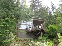 sustainabile living sq ft skykomish river front cabin sale wa