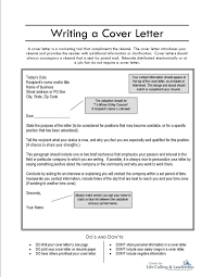 how to write a cover letter for a job 9 job cover letter