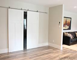 interior barn doors full size of home depot barn door how to