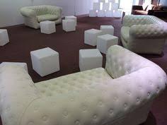 location de canapé fauteuil chesterfield vintage gonflable noir idéal pour compléter