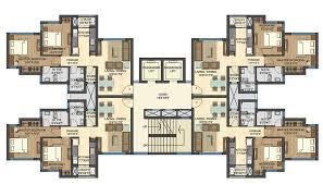 2bhk floor plans kul tulip floor www 99olx com 99olx com pinterest