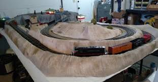 Model Train Table Plans Free by New Website With Free Layouts And Track Plans Page 2 New