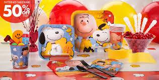 snoopy e sua turma peanuts supplies snoopy birthday
