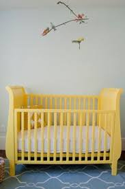 painted crib mint also website has ideas for the day bed