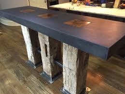 modern kitchen island bench kitchen island bench formed polished concrete top or stone and